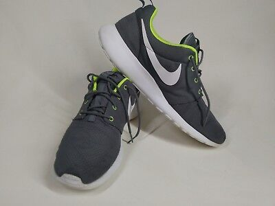 buy popular 92f05 072a4 Nike Roshe One Men s Athletic Shoes Size 13 MED Sneakers 511881 Gray neon