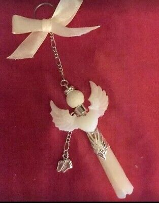 💜BREAST MILK ANGEL💜xmas Tree/dangle Charm(see De TIME