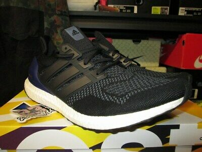 a702ddeaf56 New Adidas Ultraboost 1.0 Black Purple Og 2018 Ultra Boost G28319 Metallic  Gold
