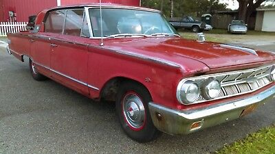 1963 Mercury Monterey S55 1963 Mercury Monterey for sale! FORD LINCOLN MERCURY