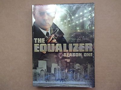 The Equalizer  season one   5 DVD set  New sealed