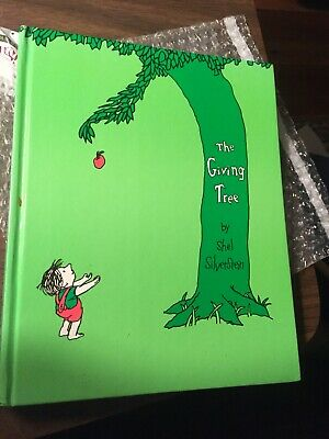 THE GIVING TREE by shel silverstein - $25 00   PicClick