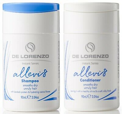 Delorenzo Allevi8 Shampoo 90 Ml And Conditioner 90 Ml De Lorenzo