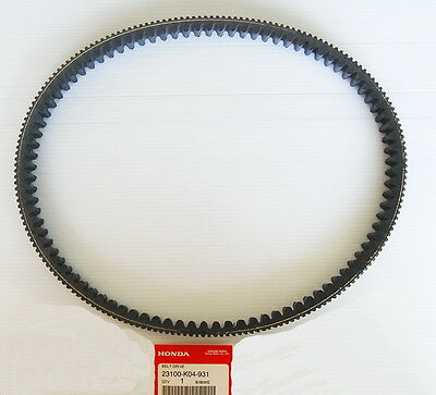 FORZA NSS300 FINAL DRIVE BELT 2013-17  HONDA GENUINE OEM by PRIORITY AIRMAIL