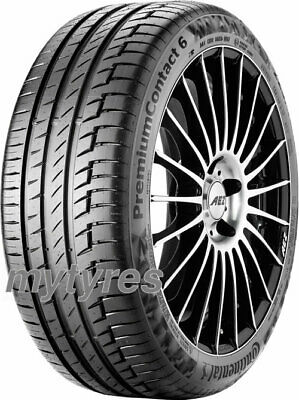 SUMMER TYRE Continental PremiumContact 6 205/50 R17 93Y XL with FR BSW