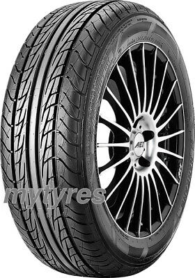 SUMMER TYRE Nankang Toursport XR611 175/80 R15 90S BSW