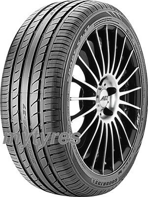 2x SUMMER TYRES Goodride SA37 Sport 225/45 ZR17 91V with rim flange protector M+