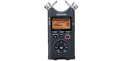 New TASCAM DR-40 VERSION2 Handheld 4-Track Recorder From Japan