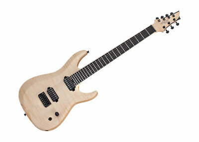 Schecter Keith Merrow KM-7 MK-II Electric Guitar Natural Pearl 300 GENTLY USED
