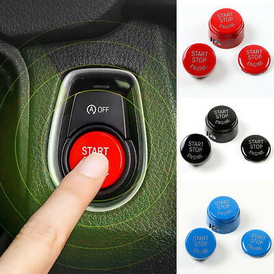 Car Engine Start Stop Button Cover for BMW F Chassis F30 F10 F34 F15 F25 Wide