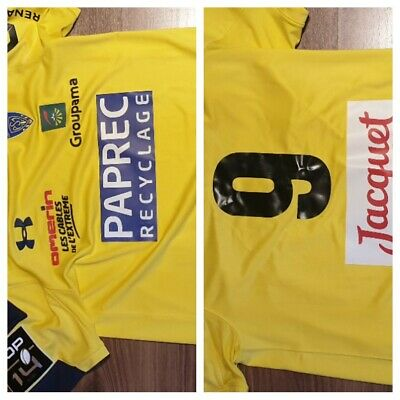 Maillot Asm Clermont
