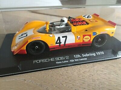 Fly Porsche 908/2 Sebring 1970 1:32 NEU Carrera Ninco SCX Slot It NSR