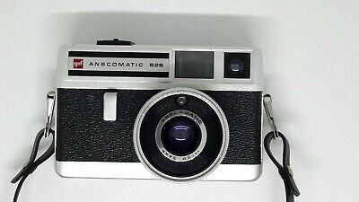 Gaf Anscomatic 636, 34/2.8 Anscomatic, Uses 126 Film