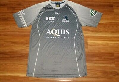 Brumbies Rugby Union Training Shirt Mens 2XL Authentic Club Merchandise