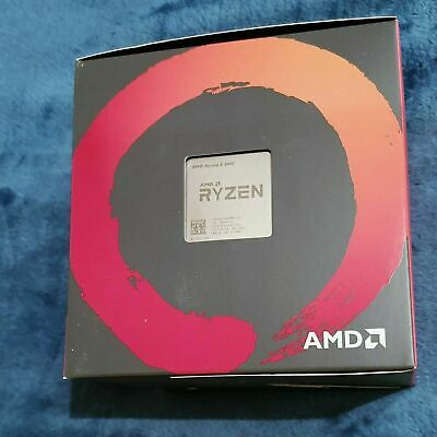 AMD Ryzen 5 2600 3.4 GHz 6-Core Processor - L3 16 MB