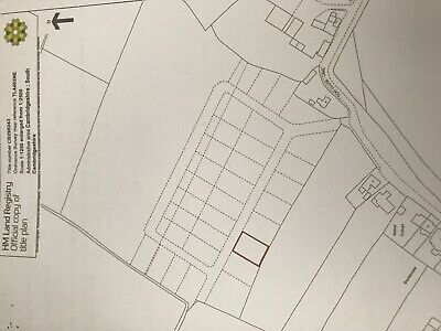 Plot of Land for Sale Impington, Cambridge