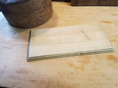 Excellent Primitive Antique Early 1900's Small Old Wood Cutting Board