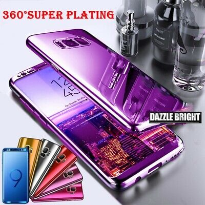 For Samsung Galaxy S10 S9 S8 Plus S7 Edge 360°Shockproof Full Hybrid Case Cover