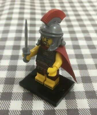 Lego roman commander//centurion series 10 unopened new factory sealed
