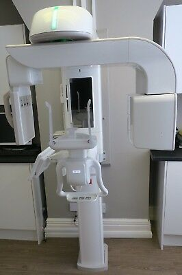 Vatech PaX Flex3D 2D 3D OPG Panoramic 8 x 5 CT UHD Digital Dental Implant X-Ray