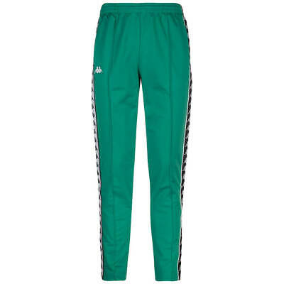 Kappa Band 222 Trousers Astoria Slim Man 301EFS0 C53 Green