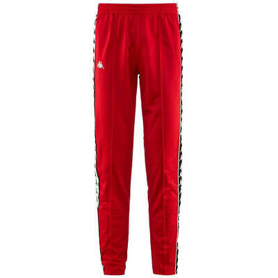 Kappa Band 222 Trousers Astoria Slim Man 301EFS0 C51 Red