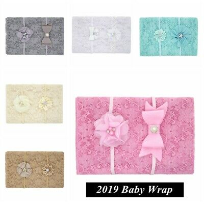 Cozy Props Kids Accessories Knit Photography Newborn Blanket Baby Wrap Swaddle