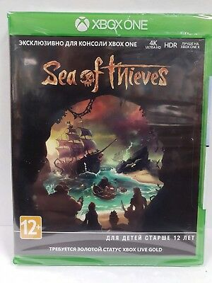Sea of Thieves Xbox One NEW / Factory Sealed / Worldwide Shipping