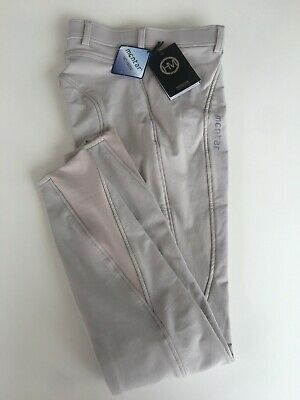 Montar Beige Breeches Size 12 New With Tags Rrp £114.95