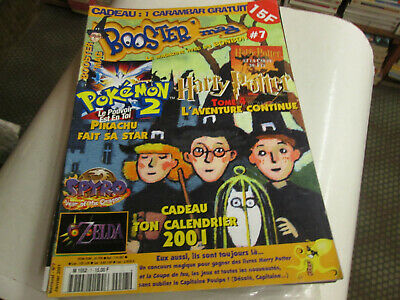 booster mag 7 ..pokemon 2