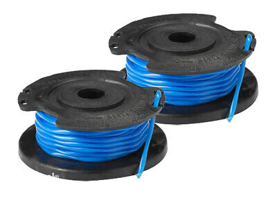 GreenWorks 2 Pack Of Genuine OEM Replacement Line And Spools # 3411646-2PK