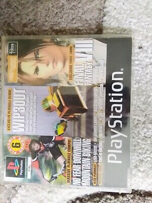 Official UK playstation magazine issue 50 Oct 1999 with demo disc used but good