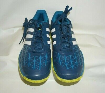 the best attitude 561de 48440 Men s Adidas Barricade Club Tennis Shoes , Tech Steel Blue - Size 11 US