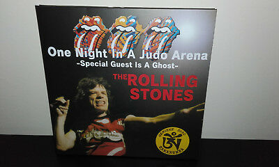 The ROLLING STONES : One Night In A Judo Arena (Japan 2CD) Live 2003 - Tarantura