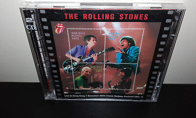 The ROLLING STONES : Live in Hong Kong 7 November 2003 (Russia 2CD) SRS VGP DAC