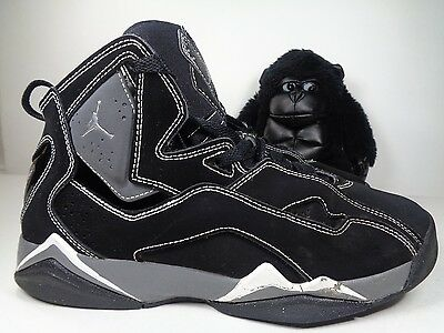 in stock 153b3 4ccf2 Kids Nike Air Jordan True Flight Basketball Shoes Size 7 Youth US 343795-011