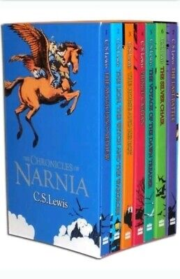 The Chronicles of Narnia Box Set Paperback VOL 1 - 7 NEW