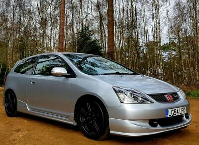 Honda Civic Type R EP3 facelift. 2.0 i-vtec , Air-con model