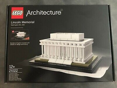 LEGO Architecture Lincoln Memorial 21022 Complet