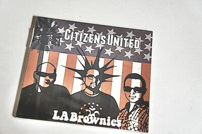 Citizens United - La Brownies 2014 Sealed Brand New-Cd