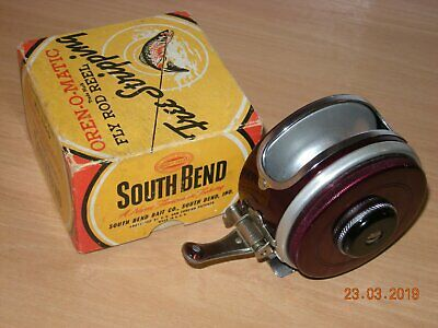 Moulinet mouche SOUTH BEND 1140 (U.S.A.)