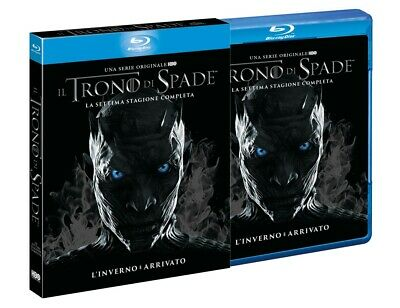 |1293075| Trono Di Spade (Il) - Stagione 07 (3 Blu-Ray) (Stand Pack) - Game Of T