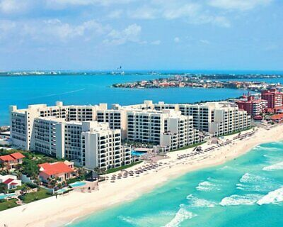 TIMESHARE at ROYAL SANDS RESORT in CANCUN, MEXICO - Bankruptcy Estate Sale!