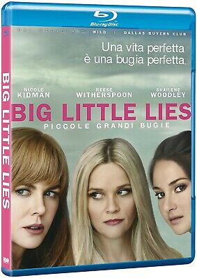 |1308561| Big Little Lies (3 Blu-Ray) - Big Little Lies [Blu-Ray] Sigillato