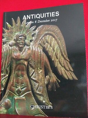 Christies Catalogue: Antiquities Corinthian Greek Egyptian Roman Urartian Attic