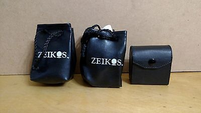 Zeikos Lens Lot. .45x Wide Angle / 2.0x Telephoto / Filters FLD and CPL 52mm