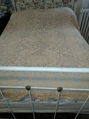 Lovely Quaker Lace Bedspread