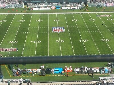 2019 New York Jets - 4 Season Tickets, Section 339, Row 1  $7,500 (50 Yard Line)