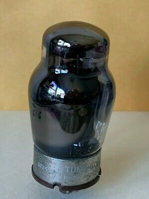 Tung Sol 6550 KT88 Solid Gray Vacuum Tube Low Testing  4000