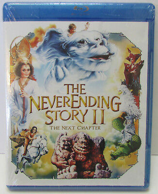 The NeverEnding Story II: The Next Chapter Blu-ray - NEW / SEALED! 2
